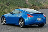 370Z and 2010 Mustang